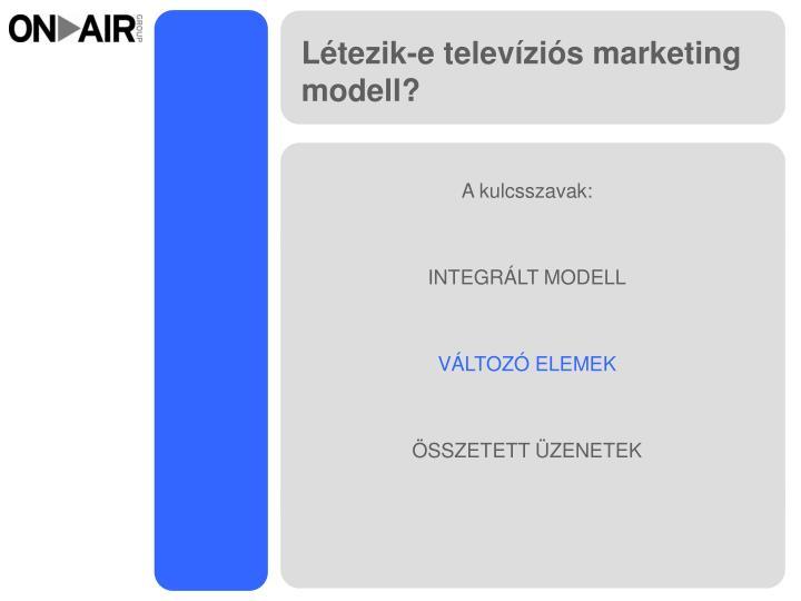 L tezik e telev zi s marketing modell1