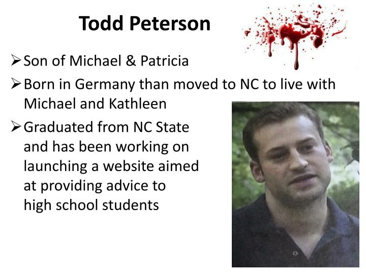 Todd Peterson