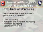 professional development g 7 enlisted training9