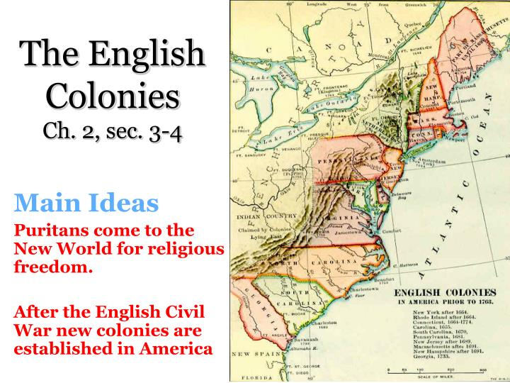 english motivations for colonizing the new world By the 1580s, english financiers and navigators became anxious that their chances for north american wealth and claims were fading spain dominated the caribbean and southern regions of the continent, and france had established missionary and trading posts deep into the northern woodlands.