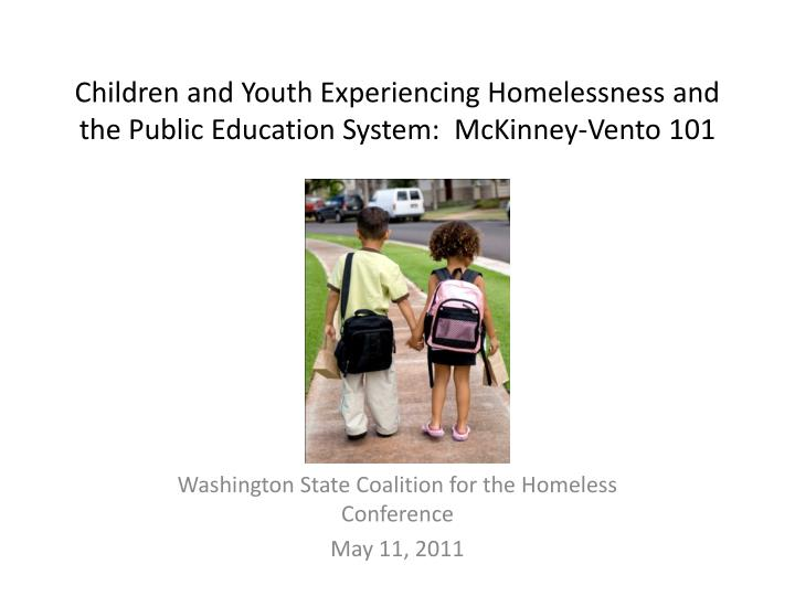 homeless children and the educational system essay