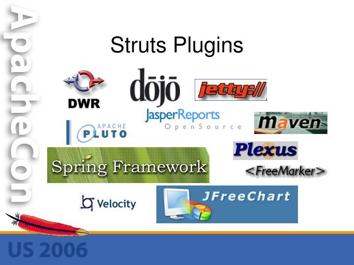 Struts Plugins
