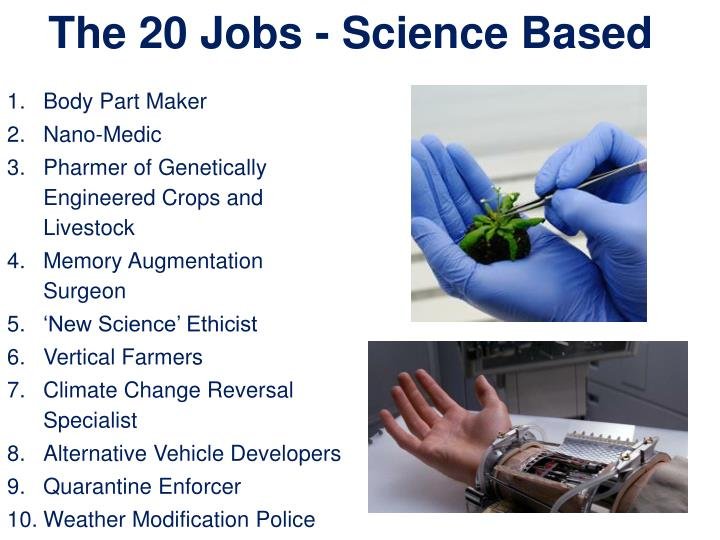 The 20 Jobs -