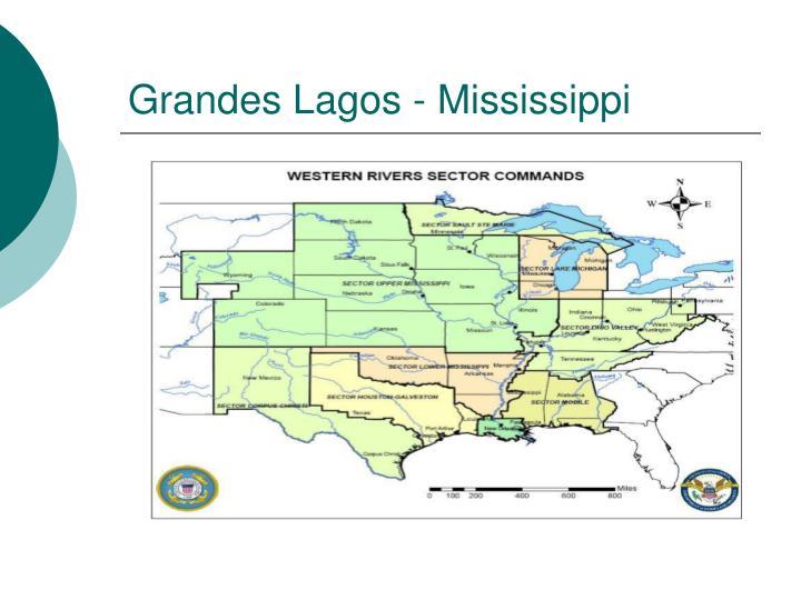 Grandes Lagos - Mississippi