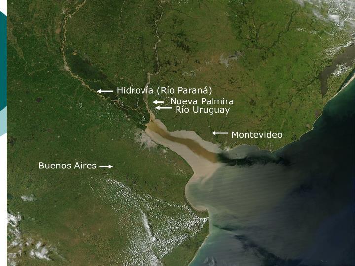 Hidrovía (Río Paraná)