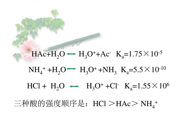 HAc+H