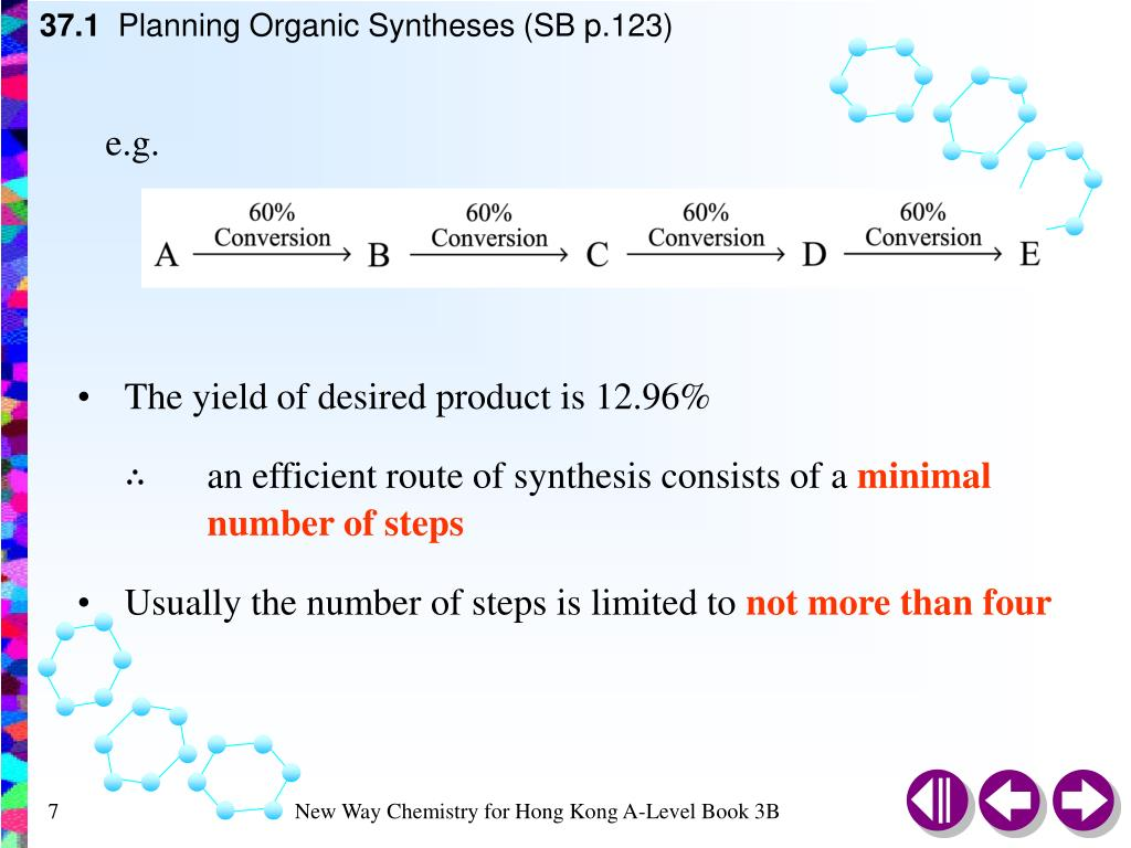PPT - Syntheses and Interconversions of Organic Compounds
