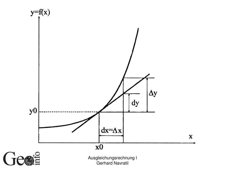 Ausgleichungsrechnung I