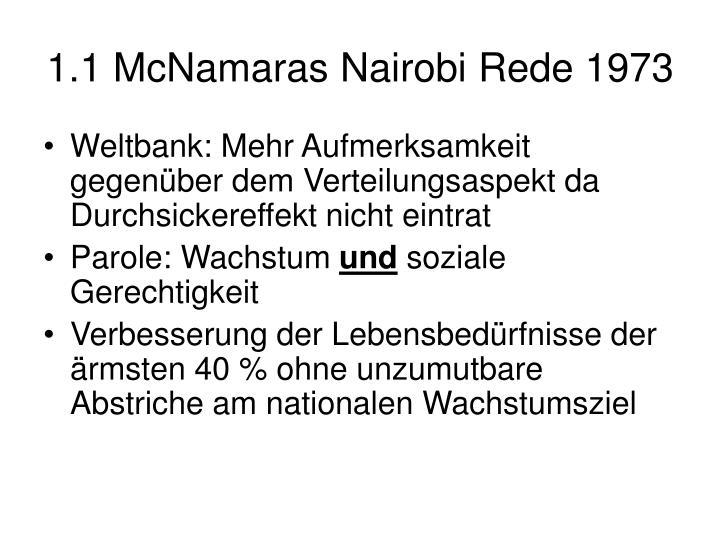 1.1 McNamaras Nairobi Rede 1973