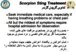 scorpion sting treatment1