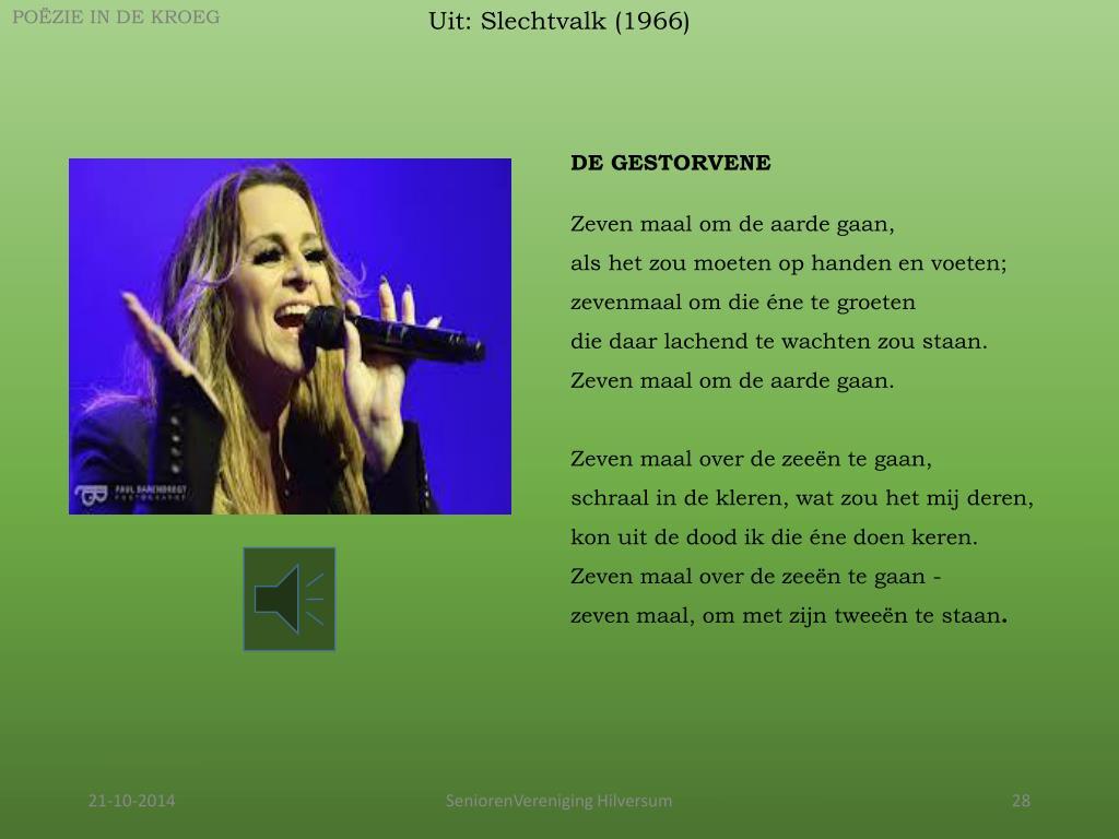Ppt Poëzie In De Kroeg Powerpoint Presentation Free