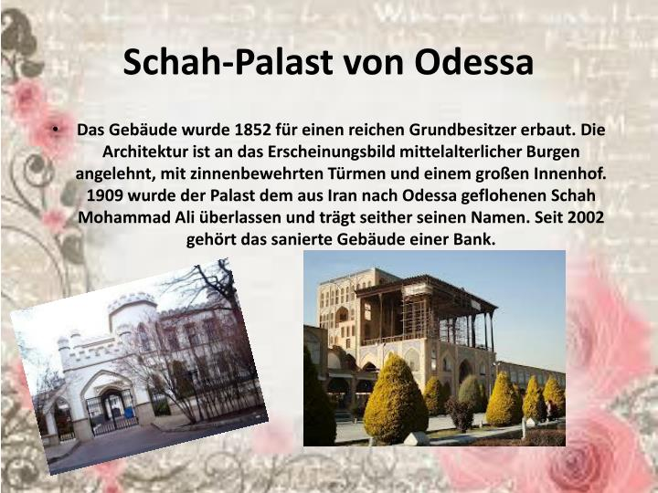Schah-Palast