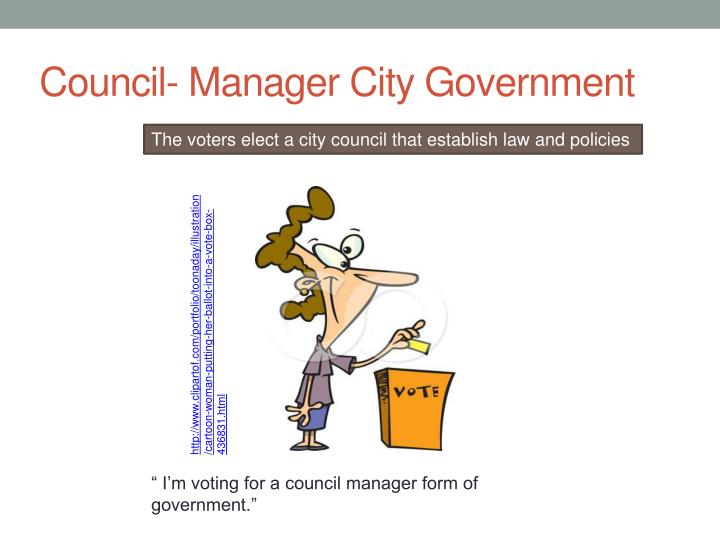 Council- Manager City Government