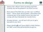 forms re design2
