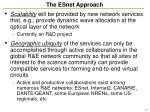 the esnet approach1