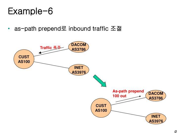 Example-6
