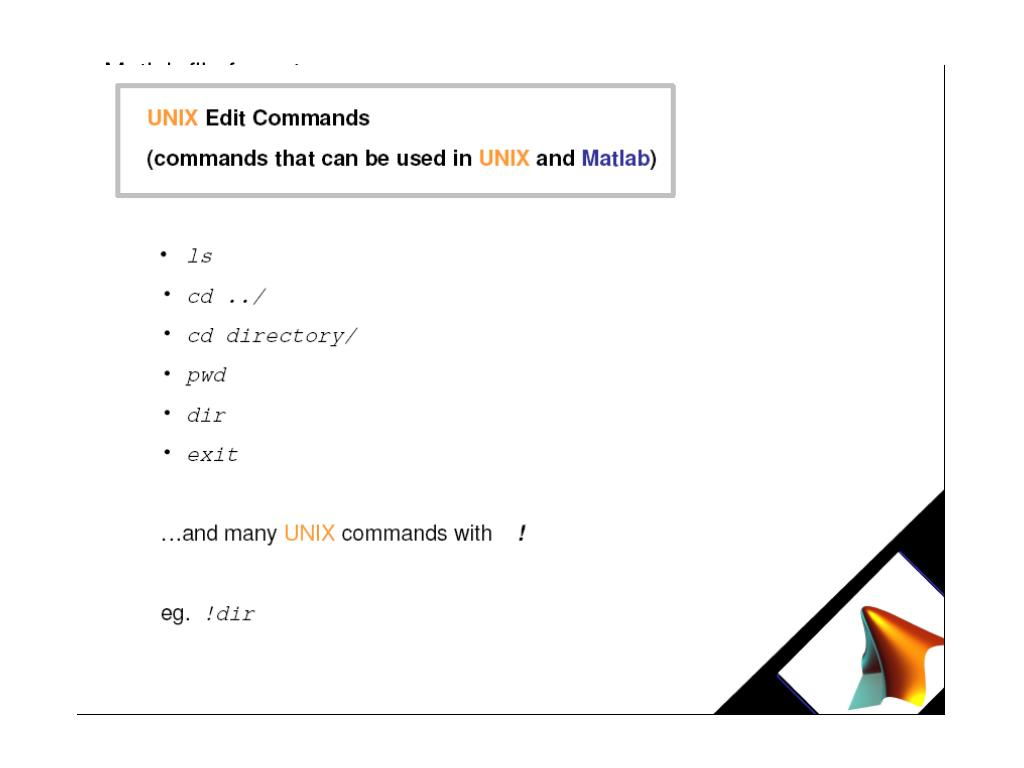 PPT - There are many matlab tutorials you can download on the