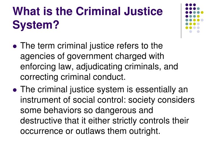 an analysis of the use of adr methods in criminal justice system A beginners' guide to alternative dispute resolution criminal justice system parties can agree to use an alternative dispute resolution method administered.