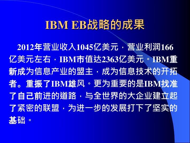 IBM EB