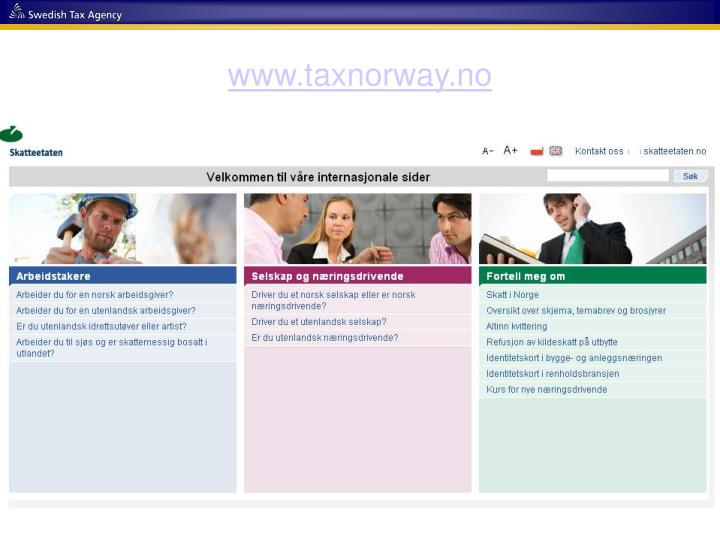 www.taxnorway.no