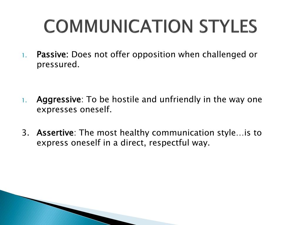 PPT - USING GOOD COMMUNICATION SKILLS PowerPoint