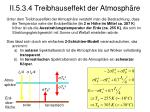 ii 5 3 4 treibhauseffekt der atmosph re