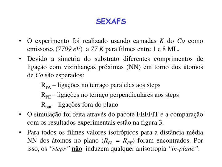 SEXAFS