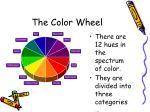 the color wheel1