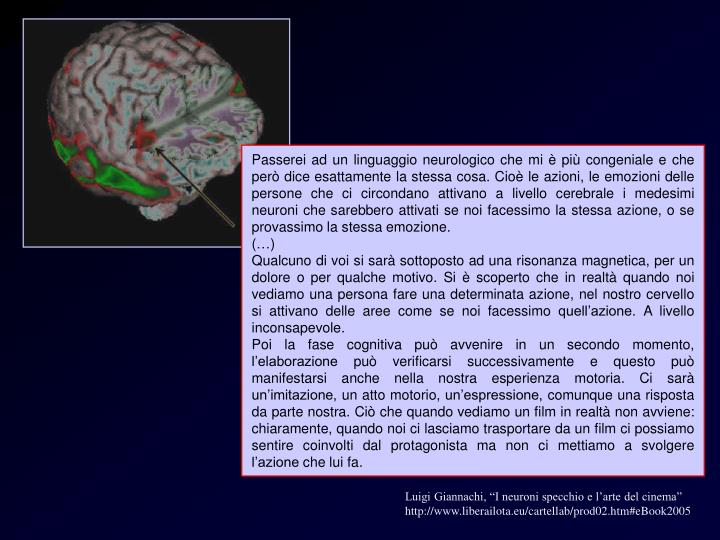 Neuroni e soggettiva 2