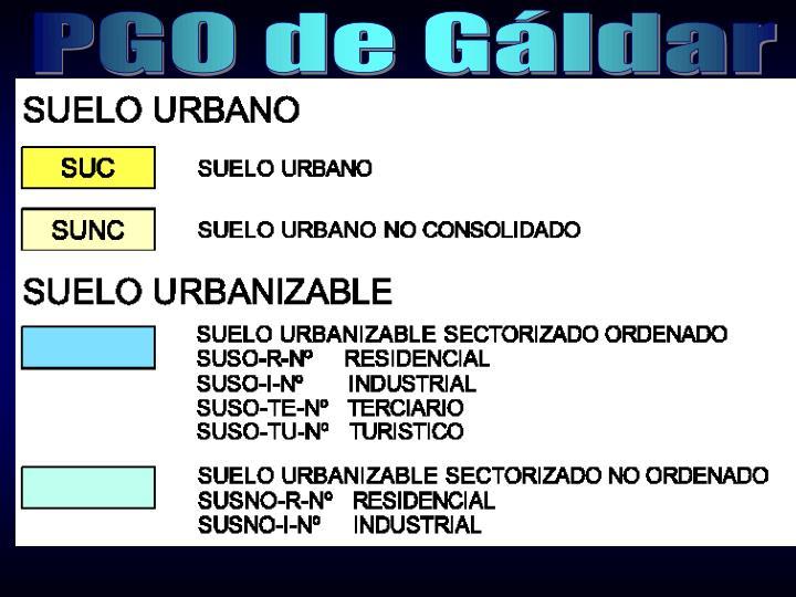 PGO de Gáldar