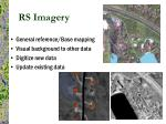 rs imagery