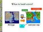 what is land cover