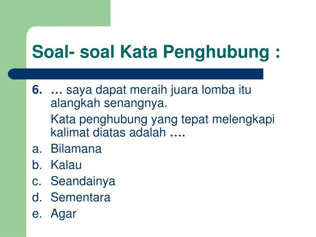 PPT - PEMBELAJARAN BAHASA INDONESIA UNTUK SMA PowerPoint ...