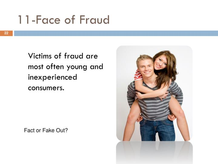 11-Face of Fraud