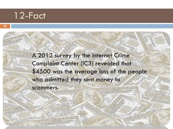 12-Fact
