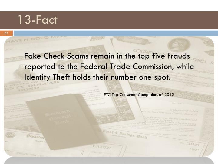 13-Fact