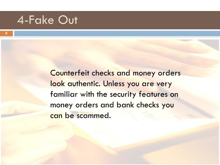 4-Fake Out