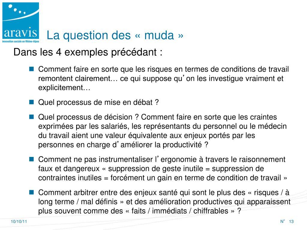 Exemple De Questionnaire Sur Les Conditions De Travail ...