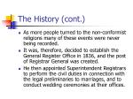 the history cont3