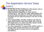 the registration service today cont12