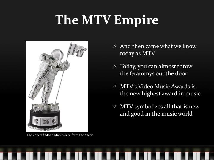 The MTV Empire