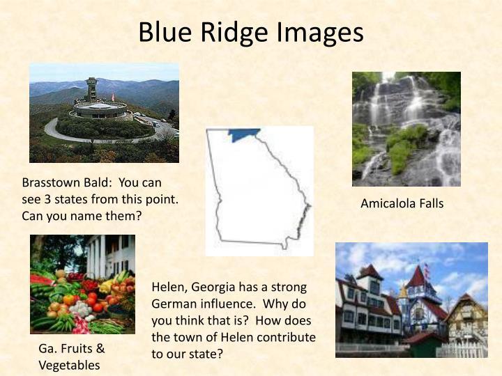 Blue Ridge Images