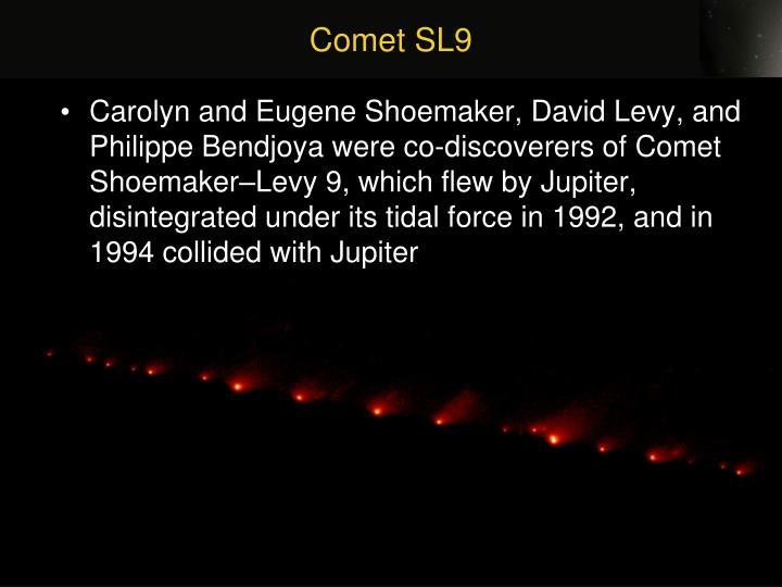 Comet SL9