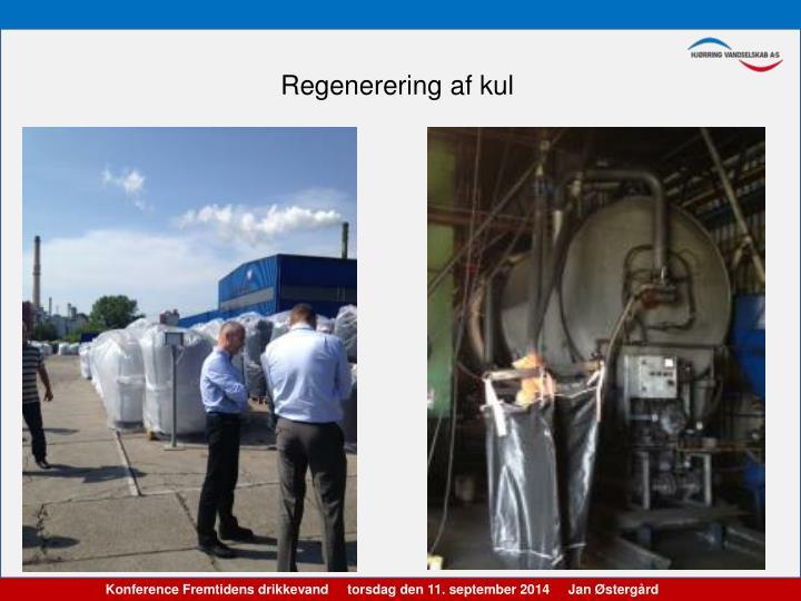 Regenerering af kul