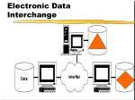electronic data interchange5