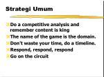 strategi umum1