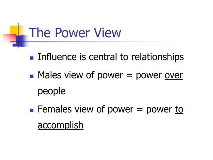 The Power View