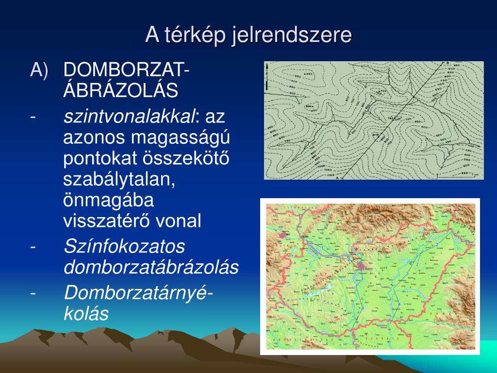 Ppt A Terkep Powerpoint Presentation Free Download Id 5959630