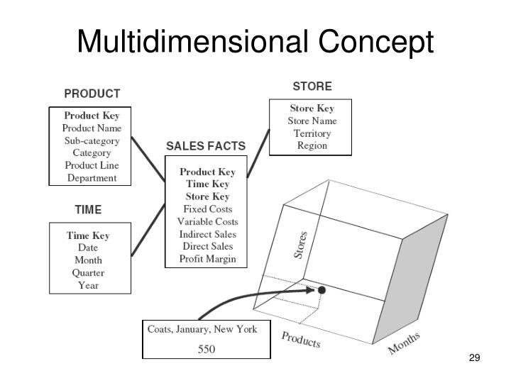 Multidimensional Concept