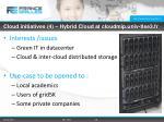 cloud initiatives 4 hybrid cloud at cloudmip univ tlse3 fr